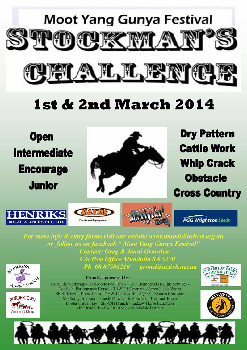 Stockmans Challenge